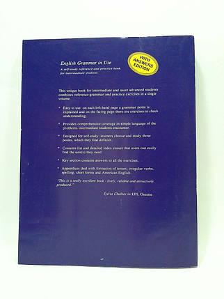 Граматика Англ грамматика (синяя) Мерфи Кембридж, фото 2