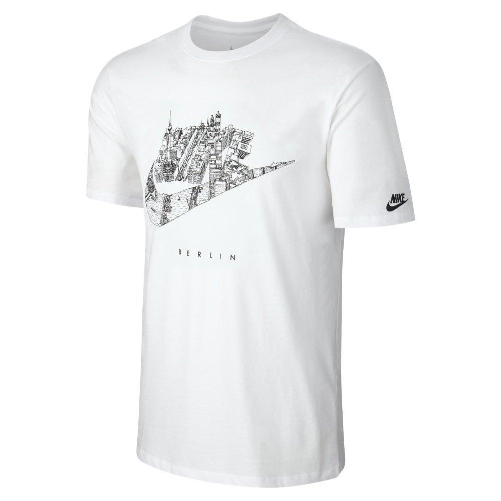 6dbc9b8a Футболка мужская Nike Cityscape Berlin (843821-100): продажа, цена в ...
