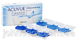 Acuvue oasys with hydraclear Контактные линзы поштучно