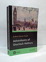 ИнЛит КМ Класика (англ) Конан Дойл Приключения Шерлока Холмса Adventures of Sherlock Hol