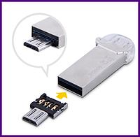 Переходник OTG (адаптер) с USB на micro USB