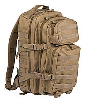 Рюкзак тактический Mil-Tec Us Assault Pack Small coyote