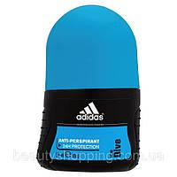 Adidas дезодорант Roll on Ice Dive Men