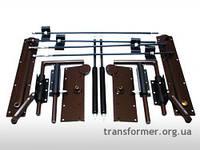 Механизм трансформации для шкаф-кровати   с автоматическими ножками.1500N-2200N