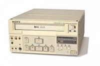Видеомагнитофон медицинский SVO-9500MD S-VHS PAL б/у
