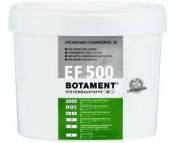 Botament EF 500, двухкомпонентный клей и затирка для швов, цвет белый, 5 кг