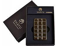Зажигалка подарочная SHAYU (спираль накаливания, USB) №4697-3 SO