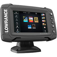 Эхолот Lowrance Elite-5Ti Mid/High/455/800