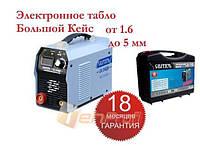 Сварочный инвертор Свитязь СА-245 ДК -КЕЙС, дисплей