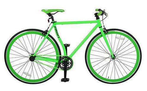 """Прогулочный велосипед Profi FIX26C700 28""""."""