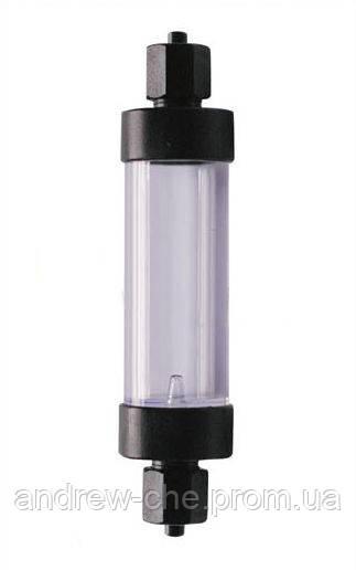 Счетчик пузырьков Up-Aqua пластиковый с обратным клапаном - АкваЗоо маркет ТриРифа в Харькове
