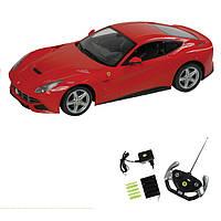 Радиоуправляемая машинка Rastar Ferrari F12 Red (49100)