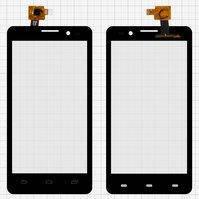 Сенсорный экран для мобильных телефонов VINUS UMI X1; IconBIT NetTAB Mercury XL (NT-3503M, NT-3504M), черный, #HYS0045111FP1