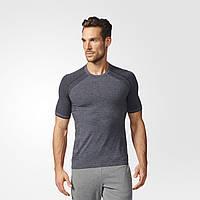 Мужская футболка для бега Adidas ULTRA AZ2881 - 2017