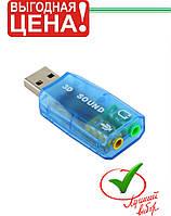 Звуковая карта USB 5.1 3D, фото 1