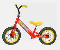 Велобег , беговел Extreme Balance Bike 12'' BB004 красный, фото 1
