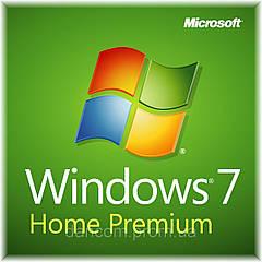 Microsoft Windows 7 Home Premium, 32-bit, RU, OEM (GFC-00642)