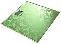 Весы напольные электронные scarlett sc-217 gn