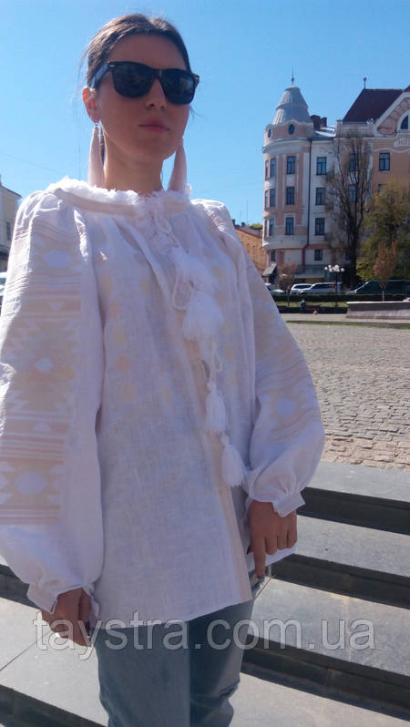 Блузка бохо вышитая женская, этно стиль,Bohemia
