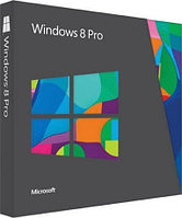 Microsoft Windows 8 Pro 32-bit/64-bit Russian VUP Upgrade DVD BOX (3UR-00034)