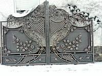 Кованые ворота (Тарас)