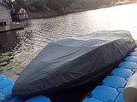 Тент для катера стояночный. Полиестер (сша, ЕС)