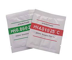 Порошок для калибровки pH-метра (на выбор pH4.01 или pH6.86)