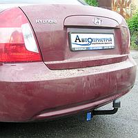 Фаркоп Hyundai Accent (MC/MCT) с 2006-2011 г.