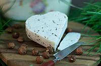 Zinka козиний сир напівтвердий /Сердечко з італійськими травами 220 g/