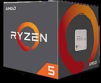 AMD Ryzen 5 1600X, 3.6 GHz AM4 (YD160XBCAEWOF)