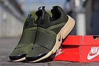 Кроссовки мужские Nike Air Presto хаки