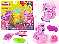 Набор для творчества пластилин «Play-Toy» | «Пони»