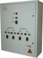 Станция управления и защиты насосов с плавным пуском и торможением типа ТК-П 112/8 П