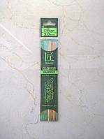 Спицы носочные бамбук Clover Takumi 16смх3,00мм