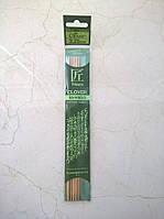 Спицы носочные бамбук Clover Takumi 20смх3,25мм