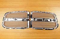 Dodge RAM 1500 2013-2017 хромовая решетка радиатора Новая Оригинальная