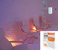 Клей для строительства Соляной комнаты