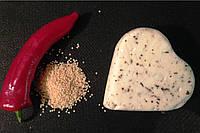 Zinka козий сыр полутвёрдый  /сердечко с неаполитанскими травами 220g/