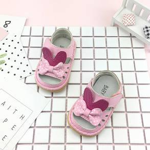 детские летние сандалии маленьких размеров , фото 2