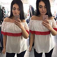 Блузка женская большие размеры /р1501.1, фото 1