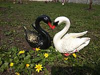 Садовые фигуры Лебеди