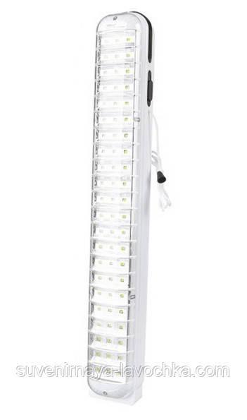 Светодиодный аварийный аккумуляторный фонарь yj-6805