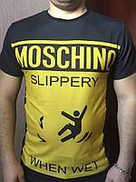 Футболка MOSCHINO (M-103724)