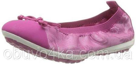 Балетки Geox Girls Junior Piuma Ballerina 19, 5 см , фото 2