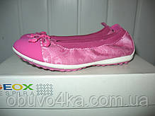 Балетки Geox Girls Junior Piuma Ballerina 19, 5 см , фото 3