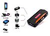 Набор пуско-зарядное устройство универсальное 30000 mАч. + мини компрессор TM19A, фото 2