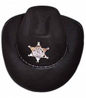 Шляпа шерифа, купить оптом и розницей,MK 1408 KRK-0021