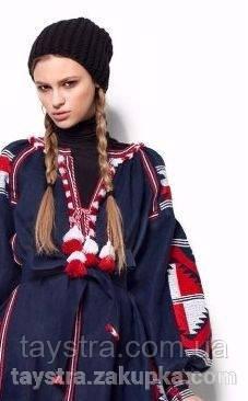 Блузка бохо вышитая, вышиванка, лен, этно стиль, Bohemia