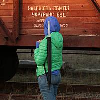 Зонт-катана с серебристой рукоятью, фото 1