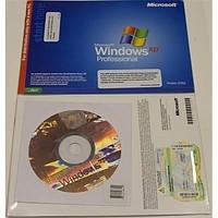 Windows XP Professional Rus SP2 OEM вскрытый